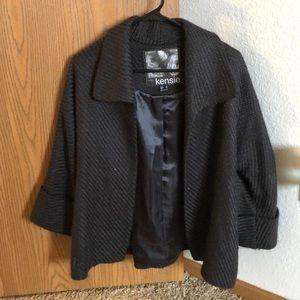 Cardigan jacket-pretty thick. Worn a few times